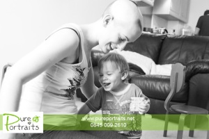 Cancer sufferer Laura Hymas