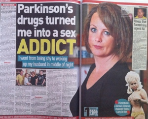 Sell story to the Sunday People