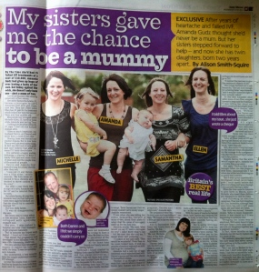 Daily Mirror story