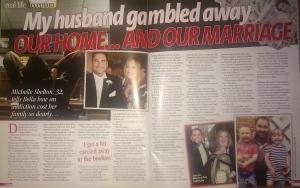 Bella magazine story