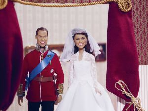 Royal Wedding dolls