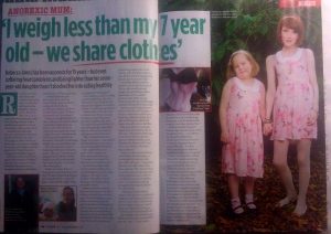 Closer magazine - real life stories